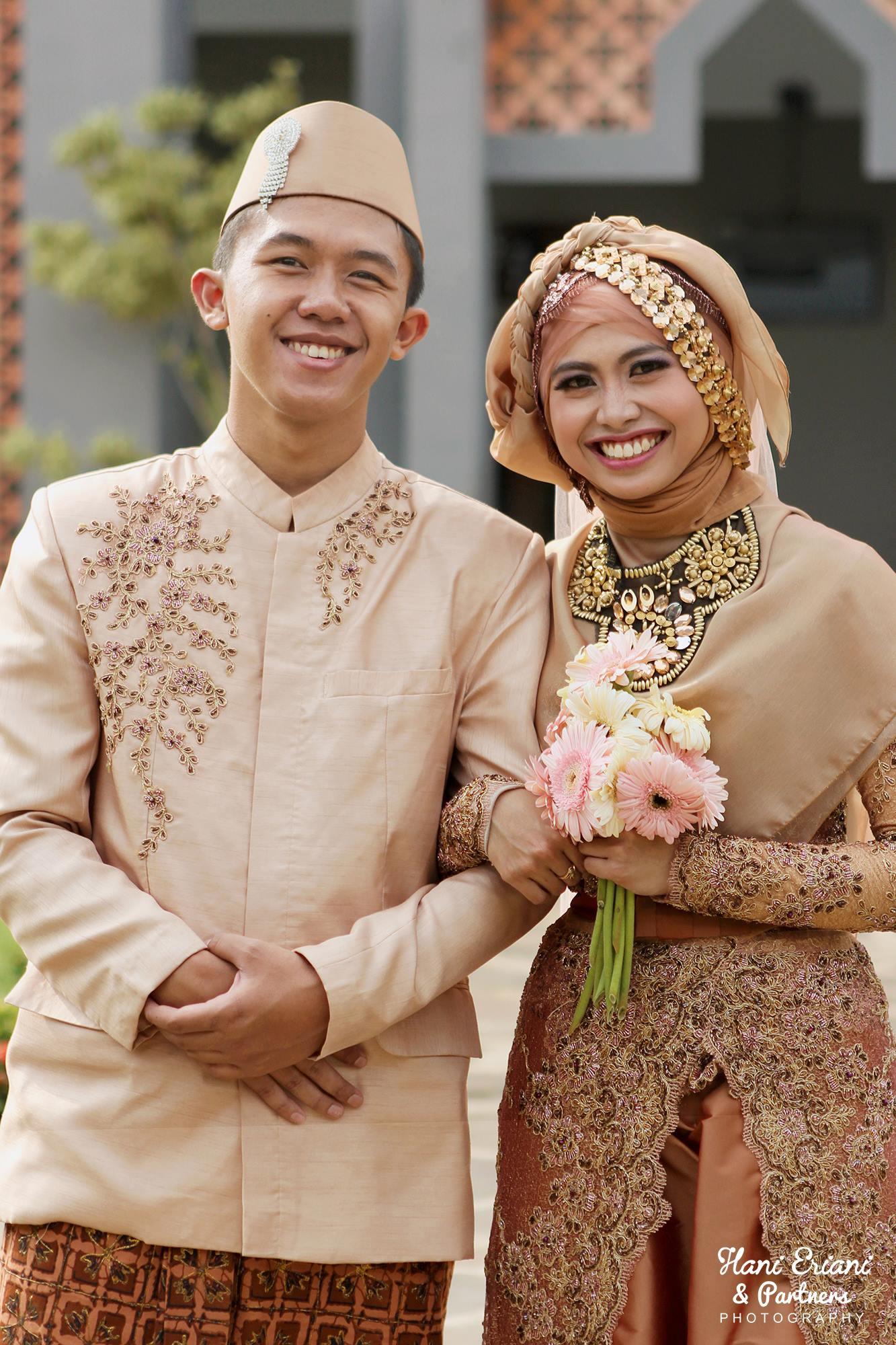 rias pengantin muslimah bandung