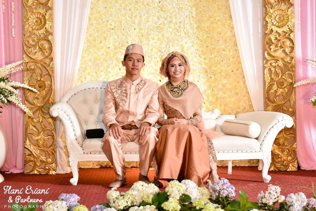 rias pengantin islami bandung